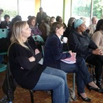 Actions en faveur du droit des femmes migrantes, photo évenement, Cap Sud Emergences, foyer aftam, photo 05