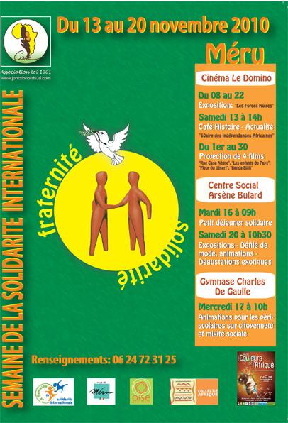Affiche Estivales d'Ici et d'Ailleurs, 2008