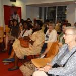 Estivales d'ici et d'ailleurs, Cap Sud Emergences,2014, Café Littéraire, Bernard Mouralis ,Médiathèque J. Brel, Méru