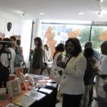 Exposition «L'Afrique Noire et ses symboles», Vernissage, Estivales d'Ici et d'Ailleurs, Médiathèque J. Brel. , Méru, Cap Sud Emergences